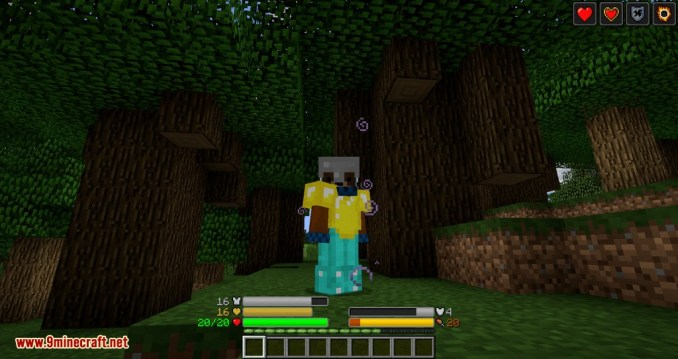 Classic Bars mod for minecraft 08