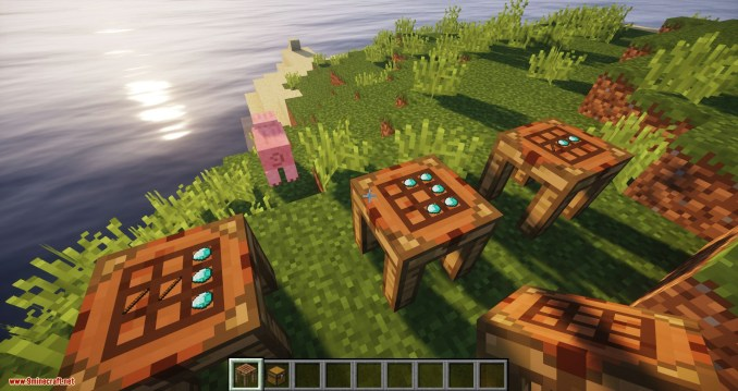 Crafting Station mod for minecraft 08
