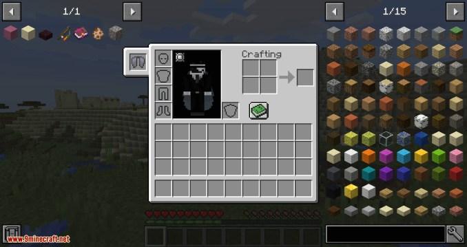 Curious Elytra mod for minecraft 04