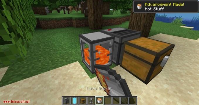 DimStorage mod for minecraft 11