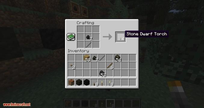 Dwarf Coal mod for minecraft 11