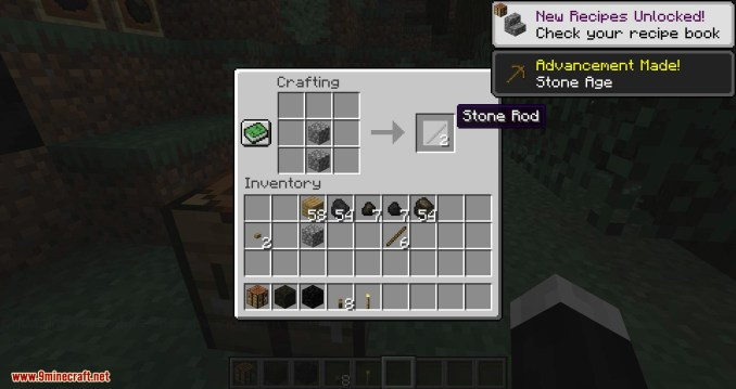 Dwarf Coal mod for minecraft 08