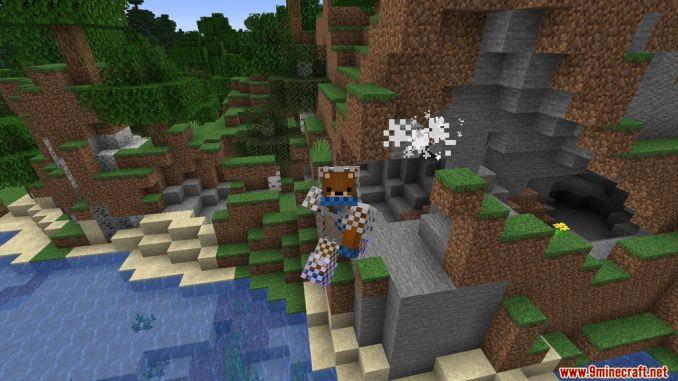Leap Mod Screenshots 3