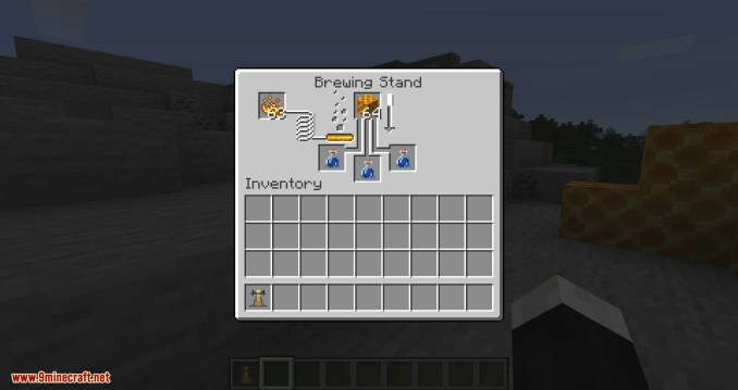 Potion of Bees mod for minecraft 04