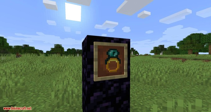 Ring of Blink mod for minecraft 03