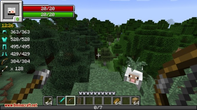 RPG-Hud Mod Screenshots 8