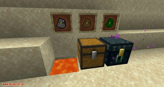 Simple Backpack mod for minecraft 13