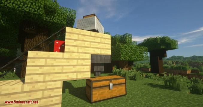 Speedy Hoppers mod for minecraft 02