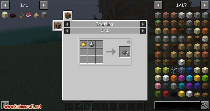 Sulfur and Potassium mod for minecraft 05