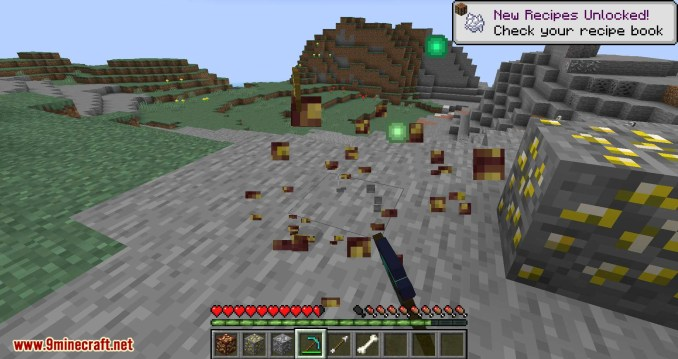 Sulfur and Potassium mod for minecraft 07