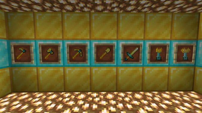 Super Tools mod for minecraft 22
