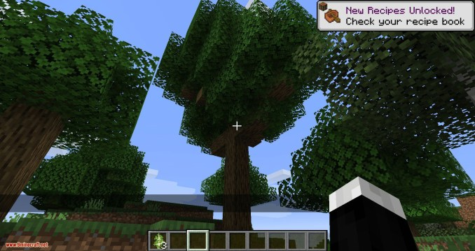 Trees Do Not Float mod for minecraft 08