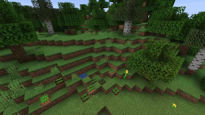 Wild World mod for minecraft 25