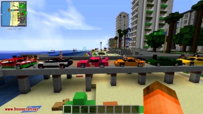 Xaero's Minimap Mod Screenshots 10
