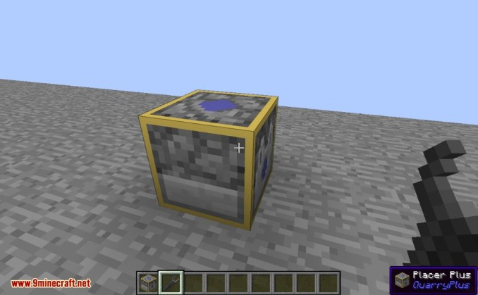 Additional Enchanted Miner Mod How to use 38
