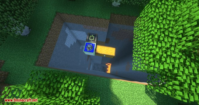 Additional Enchanted Miner mod for minecraft 07