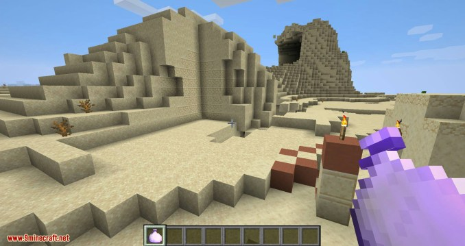 Bag of Yurting mod for minecraft 10