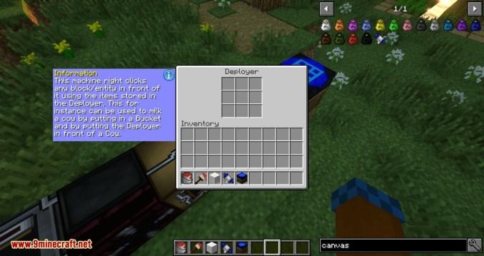 Blue Power mod for minecraft 06