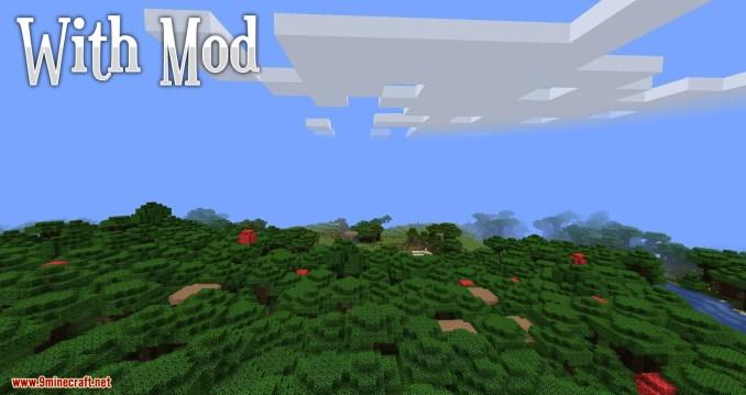 Clear Sky mod for minecraft 08
