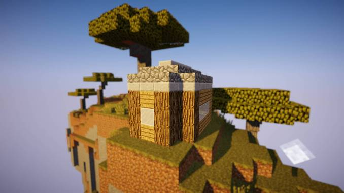 Double Slabs mod for minecraft 21