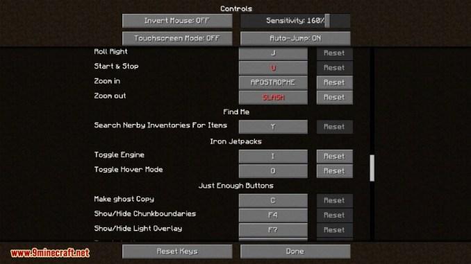 FindMe Mod Screenshots 2