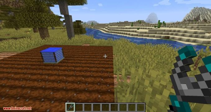 Gardening Tools mod for minecraft 04