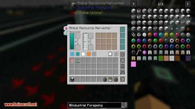 Industrial Foregoing Mod Screenshots 13