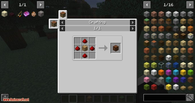 Lamp Block mod for minecraft 04