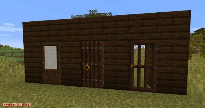Macaw_s Doors mod for minecraft 07