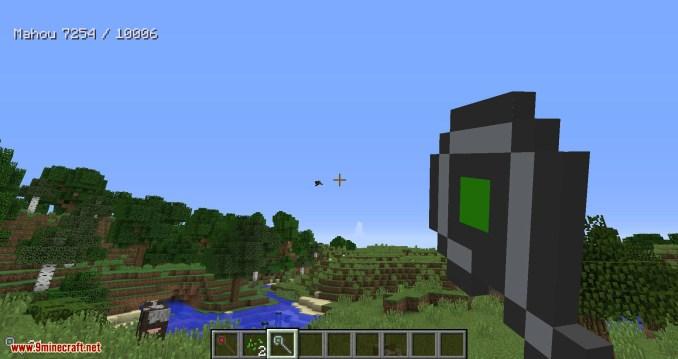 Mahou Tsukai mod for minecraft 16