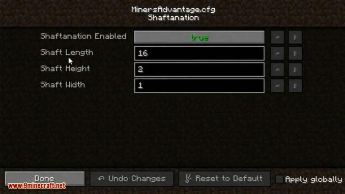 Miner's Advantage Mod Screenshots 2