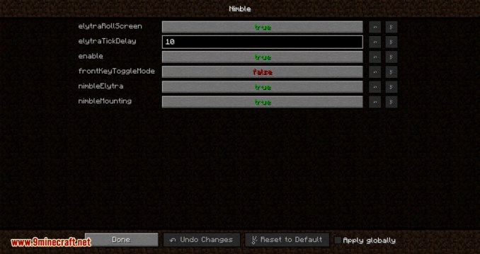 Nimble mod for minecraft 02