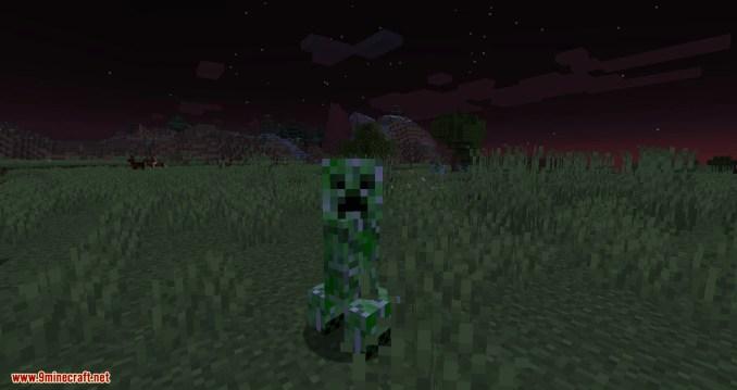 No Hostiles Around Campfire mod for minecraft 03