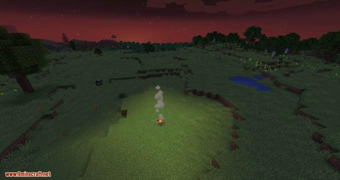 No Hostiles Around Campfire mod for minecraft 06