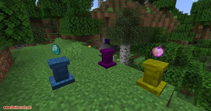Pedestals mod for minecraft 03