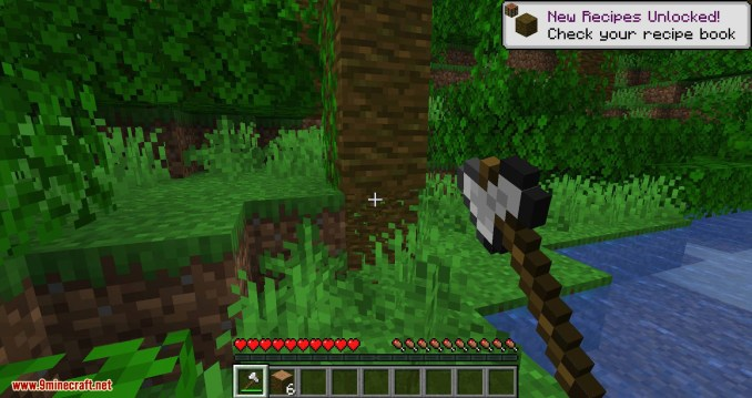 pizzaatime_s Timber Mod for minecraft 04