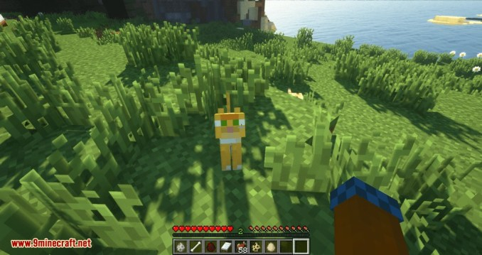 Respawnable Pets mod for minecraft 10