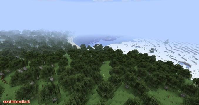 Simplex Terrain mod for minecraft 08