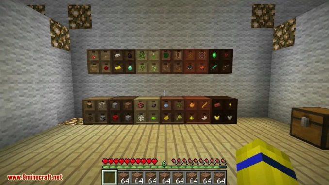Storage Drawers Mod Screenshots 4