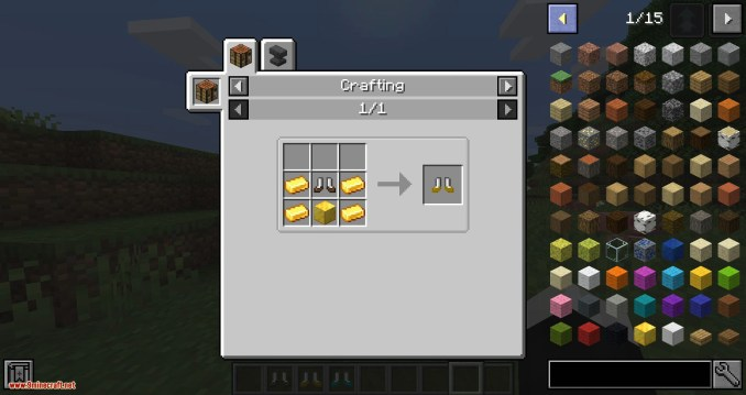 Traveller_s Boots mod for minecraft 11