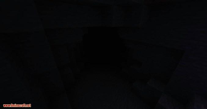 True Darkness mod for minecraft 10