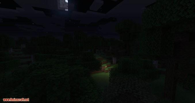 True Darkness mod for minecraft 02