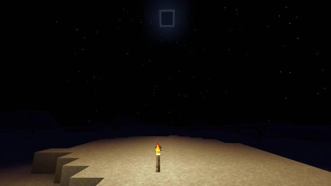 True Darkness mod for minecraft 21