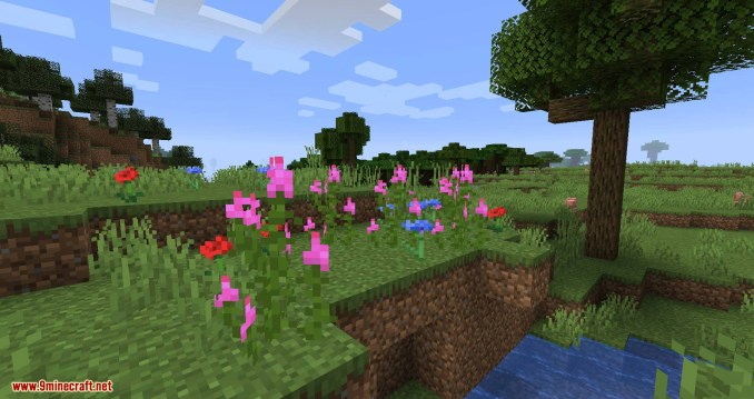 Woods and Mires mod for minecraft 05