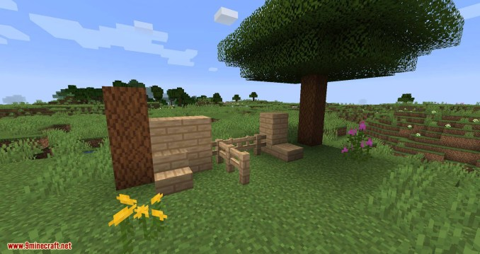Woods and Mires mod for minecraft 08