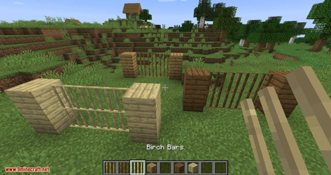 Additional Bars mod for minecraft 03