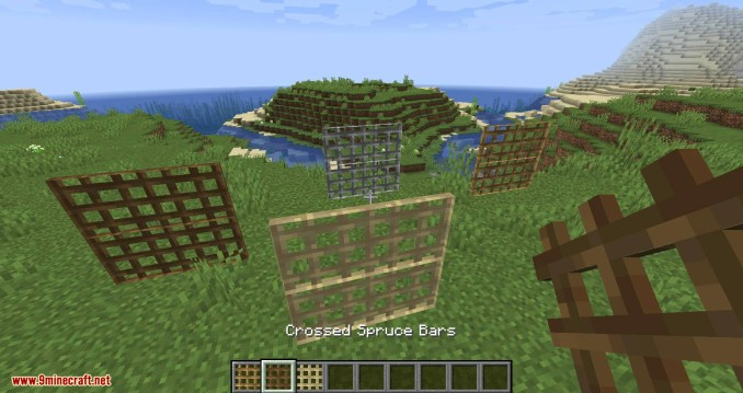 Additional Bars mod for minecraft 06