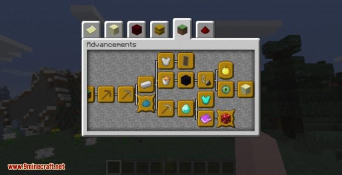 Better Advancements Mod Screenshots 4