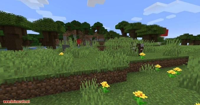 Canvas Renderer mod for minecraft 01