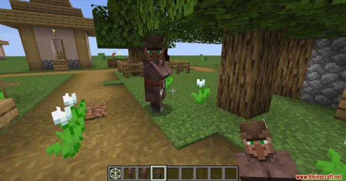 Easy Villager Mod Screenshots 1
